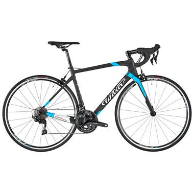Vélo de Course WILIER TRIESTINA GTR TEAM Shimano 105 R7000 34/50 Noir/Bleu 2020